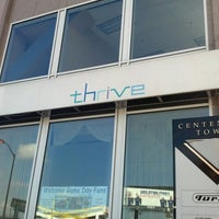 Photo taken at Thrive by Corvez B. on 12/1/2012