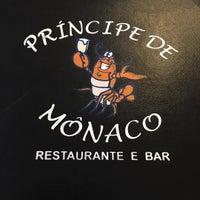 Photo taken at Princípe de Mônaco Bar e Restaurante by Roberto R. on 6/10/2016