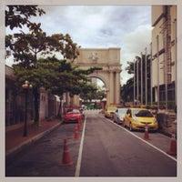 Photo taken at Assumption University by Tena P. on 10/7/2013
