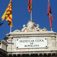 Photo taken at Museu de Cera de Barcelona by Tuğçe E. on 7/1/2013