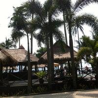 Photo taken at Nirvana Resort Koh Chang by Алексей Х. on 4/7/2013