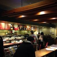 Photo taken at Starbucks by Abdullah N. on 12/2/2013