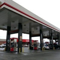 Photo taken at QuikTrip by Brian S. on 12/15/2012