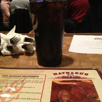 Photo taken at Hayward's Pit Bar-B-Que by Nate B. on 1/7/2013
