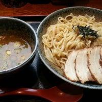 Photo taken at らー麺 藤吉 平野店 by Shinnosuke D. on 2/8/2014