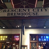 Photo taken at Crescent City Brewhouse by Janice Lynn W. on 2/12/2013