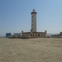 Photo taken at Faro Monumental by Ignacia D. on 2/6/2013