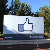Photo taken at Facebook HQ by Stephanie L. on 6/16/2013