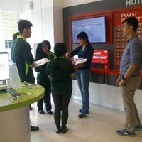 Photo taken at Maxis Centre by Ateeqah H. on 4/8/2015