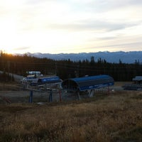 Photo taken at CSPS Ski Patrol Big White by Hans L. on 10/19/2013