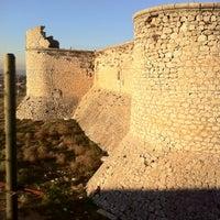 Photo taken at Castillo de Chinchón by Mario Temerario's Beats on 12/31/2014