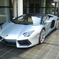 Photo taken at Automobili Lamborghini S.p.A. by Mirko M. on 5/23/2013