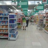 Photo taken at Superluna Supermercados by Carlinhos M. on 8/8/2013