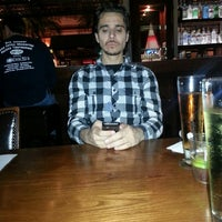 Photo taken at Gallagher's Burger Bar by Angel H. on 10/12/2013
