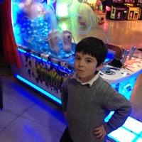 Photo taken at Game Box by Karen S. on 12/6/2012