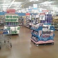 Photo taken at Walmart Supercenter by Vin W. on 6/14/2013