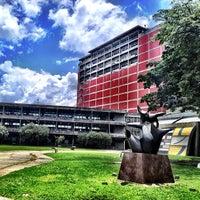 Photo taken at Universidad Central de Venezuela by Antonio R. on 9/19/2013