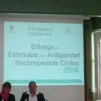 Photo taken at Facultad de Enfermeria y Obstetricia by Storm M. on 12/10/2014