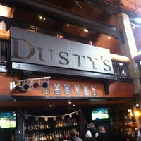 Photo taken at Dusty's Bar and BBQ by Adam P. on 1/26/2013