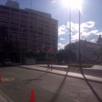Photo taken at Plaza Murillo Toro by 👽MARTÍNEZ😎 . on 10/13/2014