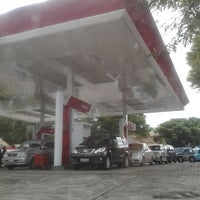 Photo taken at SPBU Pertamina 74.955.05 by Angel N. on 12/15/2012