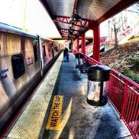 Photo taken at LIRR - Manhasset Station by John H. on 11/29/2012