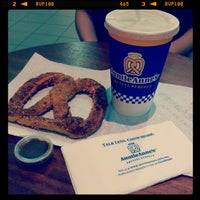 Photo taken at auntie anne's jusco kinta city by Grace Y. on 11/17/2012