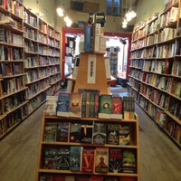 Photo taken at Kramerbooks & Afterwords Cafe by Maris F. on 12/10/2012