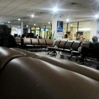 Photo taken at Gate 8 by Jovee s. on 10/22/2012