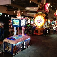 Photo taken at Dave & Buster's by Fabien P. on 1/4/2013