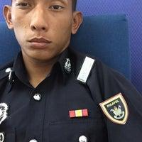 Photo taken at Pusat Latihan Polis Segamat(PULAPOL) by ayie k. on 9/19/2016