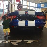 Photo taken at Arrigo Dodge Chrysler Jeep Ram Sawgrass by David B. on 12/23/2014