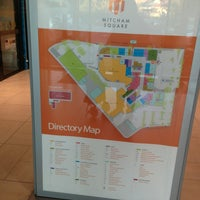 Photo taken at Mitcham Square Shopping Centre by Nola F. on 3/18/2013