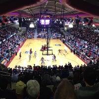 Photo taken at Hagan Arena by Chris S. on 3/3/2013