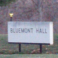 Photo taken at Bluemont Hall by Be S. on 1/14/2013