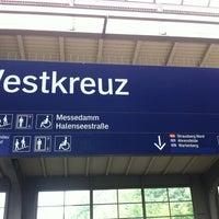 Photo taken at S Westkreuz by Marc G. on 6/16/2013
