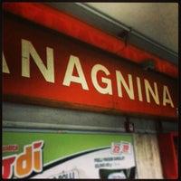 Das Foto wurde bei Terminal Bus Anagnina von Viktor-Alfredo M. am 3/1/2013 aufgenommen