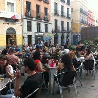 Photo taken at Plaza de Tirso de Molina by ANA on 6/4/2013