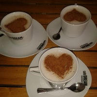Photo taken at Café Dream by Kübra C. on 10/18/2013