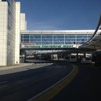 Photo taken at Harrisburg International Airport (MDT) by Sarah H. on 1/2/2013