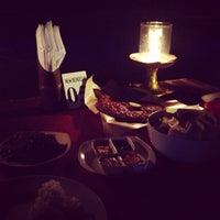Photo taken at Jimbaran Beach Cafe by Мария С. on 10/19/2015
