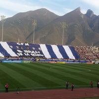 Photo taken at Estadio Tecnológico by Janette P. on 3/13/2013