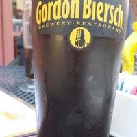 Photo taken at Gordon Biersch Brewery Restaurant by Ben R. on 6/14/2013