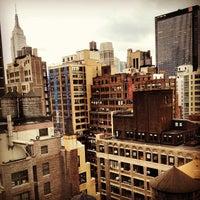 Photo taken at Four Points by Sheraton Midtown - Times Square by kazim on 9/26/2012