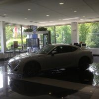 Photo taken at Koons Easton Toyota by Stephanie H. on 9/9/2013