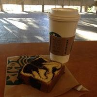 Photo taken at Starbucks by Masha S. on 1/16/2013