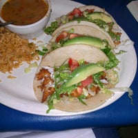 Photo taken at Del Pueblo Mexican Restaurant by Jean H. on 12/19/2012