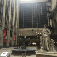Photo taken at Chicago Board of Trade by Rebecca P. on 4/30/2016