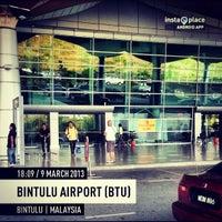 Photo taken at Bintulu Airport (BTU) by Amirul Akmal D. on 3/9/2013