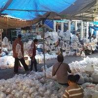 Photo taken at Pasar Ikan Hias Gunung Sari by Ben G. on 8/16/2014